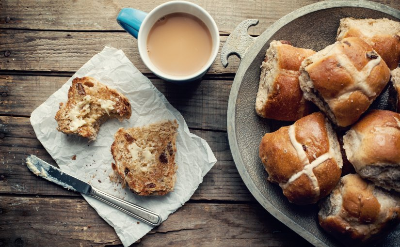 5 Ways To Pimp Your Hot Cross Bun